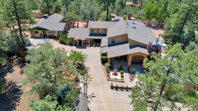 Pine Single Family Home For Sale: 5659 Chaparal Lane