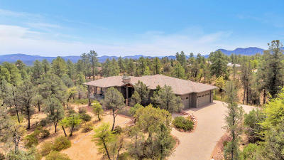 Chaparral Pines Single Family Home For Sale: 901 N Desert Mimosa Court