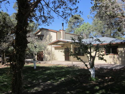 Star Valley Single Family Home For Sale: 124 N Pinon Rd.