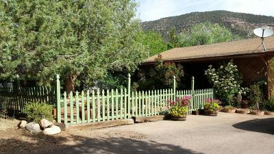 Payson Single Family Home For Sale: 1134 Beaver Flat Road