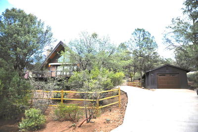 Payson Single Family Home For Sale: 809 N Matterhorn Road