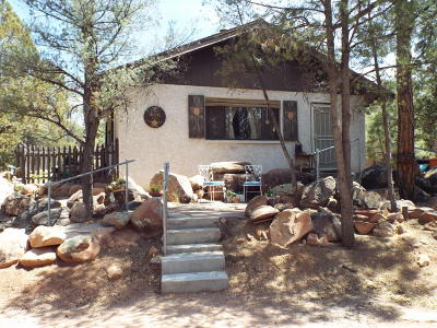 Payson Single Family Home For Sale: 208 E Sherwood Drive
