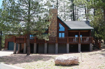 Payson Single Family Home For Sale: 198 N Wild Cat Circle