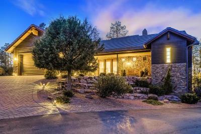 Rim Club, The 1 & 2 Single Family Home For Sale: 2700 E Rim Club Drive