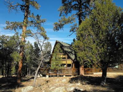Happy Jack Single Family Home For Sale: 4121 Sky Mountain Drive