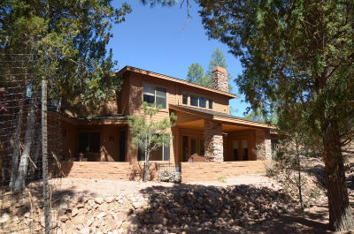 Payson Single Family Home For Sale: 2504 E Scarlet Bugler Circle