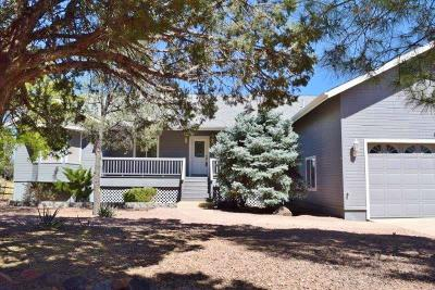 Payson Single Family Home For Sale: 1105 S Sierra Ancha Lane