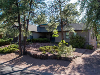 Payson Single Family Home For Sale: 210 N Forest Park Drive
