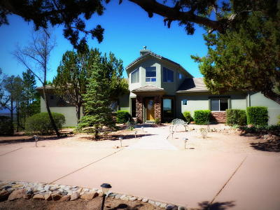 Payson Single Family Home For Sale: 1105 S Promontory Way