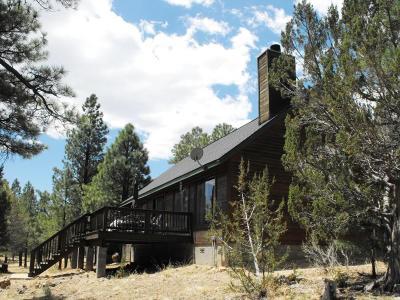 Happy Jack Single Family Home For Sale: 2277 Saddle Blanket Road