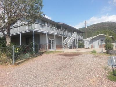 Payson Single Family Home For Sale: 475 N Javelina Road