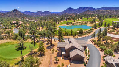 Payson Single Family Home For Sale: 2706 S Rim Club Drive