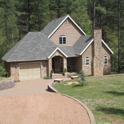 Payson Single Family Home For Sale: 497 N Rim Trail Road