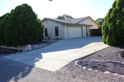 Payson Single Family Home For Sale: 466 Deercreek Drive