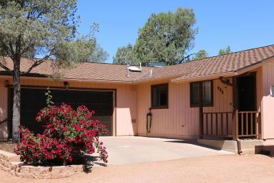 Payson Single Family Home For Sale: 906 E Oxbow Circle