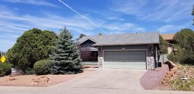 Payson Single Family Home For Sale: 1017 S Ponderosa Street