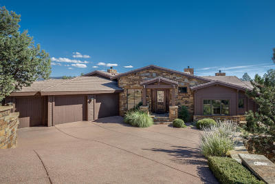Payson Single Family Home For Sale: 3008 E Hanging Rock