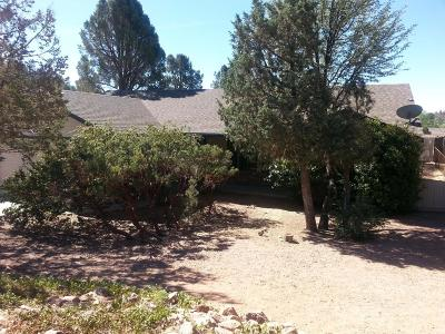 Payson Single Family Home For Sale: 819 W Sherwood