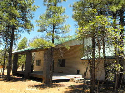 Happy Jack Single Family Home For Sale: 2508 Roundup Lane