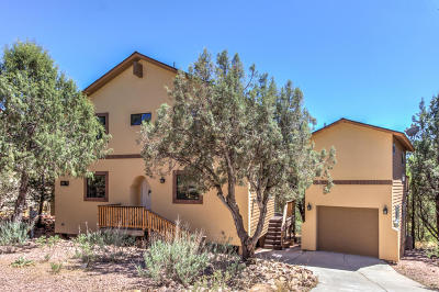 Payson Single Family Home For Sale: 835 Verde Circle