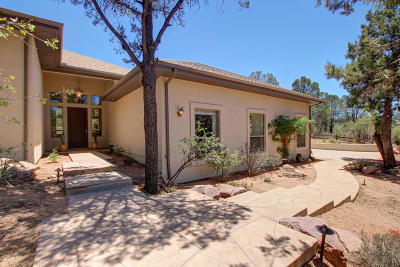 Payson Single Family Home For Sale: 1411 Graham Ranch Trail