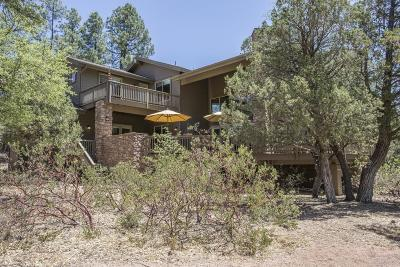 Chaparral Pines Single Family Home For Sale: 2507 E Scarlet Bugler Circle
