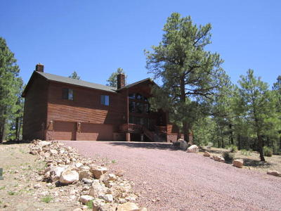 Happy Jack Single Family Home For Sale: 3098 Hopi Drive