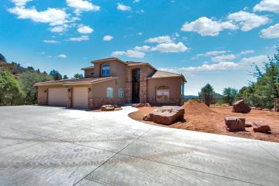 Star Valley Single Family Home For Sale: 308 Latigo