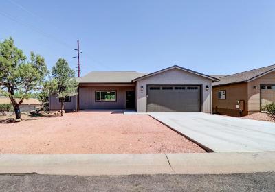 Payson Single Family Home For Sale: 800 W Oso Dorado Circle