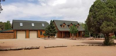 Payson Single Family Home For Sale: 1515 W Country Club Drive
