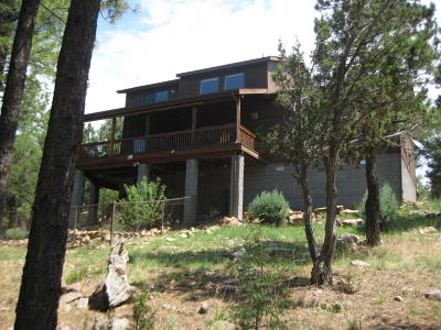 Happy Jack Single Family Home For Sale: 3799 Starlight Drive