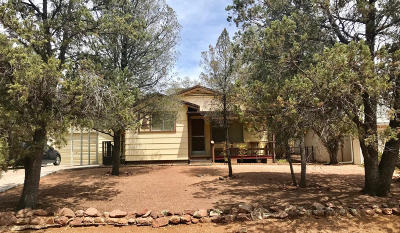 Payson Single Family Home For Sale: 607 N William Tell Circle