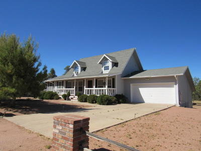 Payson Single Family Home For Sale: 911 W Longhorn Road