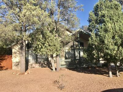 Payson Single Family Home For Sale: 607 N Wilderness Trail