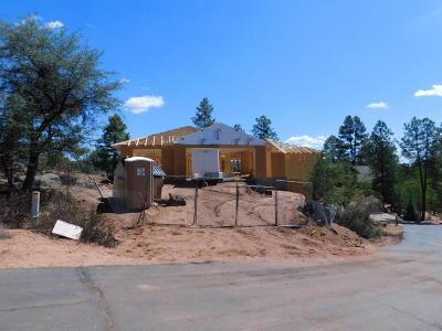 Payson AZ Single Family Home For Sale: $575,000