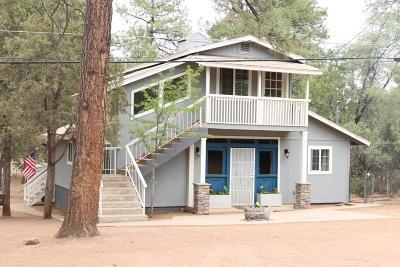 Payson Single Family Home For Sale: 911 E Oxbow Circle