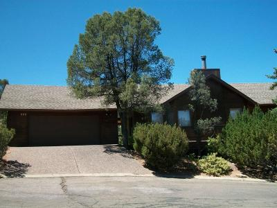 Payson Single Family Home For Sale: 906 S Santa Fe Circle