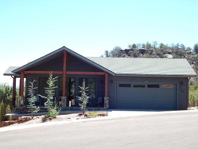Payson Single Family Home For Sale: 809 W Green Valley Circle