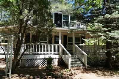 Payson Single Family Home For Sale: 435 W Columbine Road