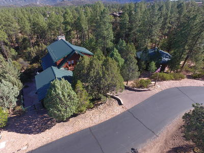 Rim Club, The 1 & 2 Single Family Home For Sale: 3103 E Indian Ruin