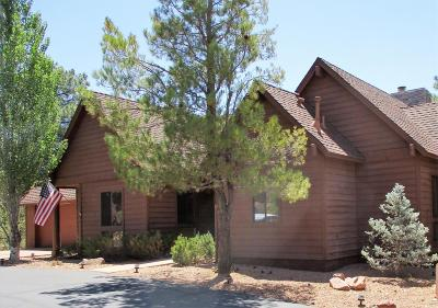 Chaparral Pines Single Family Home For Sale: 2503 E Elk Run Court