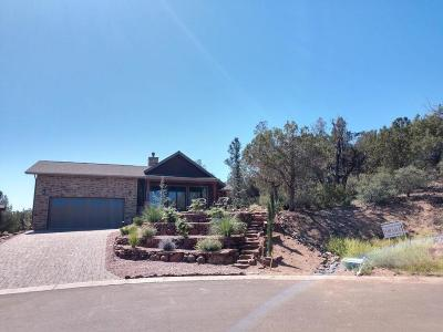 Payson Single Family Home Active w/Contingency: 813 W Green Valley Circle