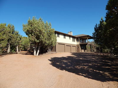 Payson Single Family Home For Sale: 1408 N Alpine Heights Drive