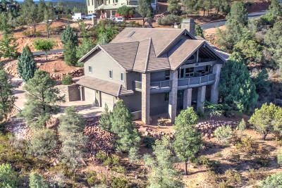 Chaparral Pines Single Family Home For Sale: 2401 Morning Glory Circle