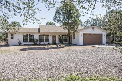 Payson Single Family Home For Sale: 9127 W Stageline Road