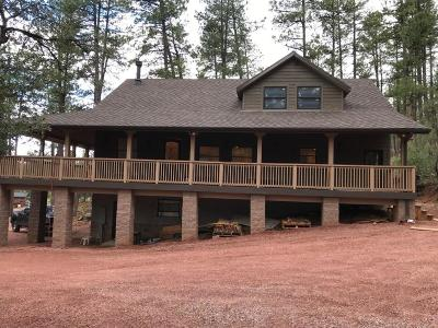 Payson Single Family Home For Sale: 1190 E Christopher Creek Loop