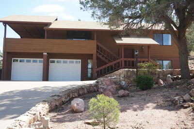 Payson Single Family Home For Sale: 1501 N Easy Street