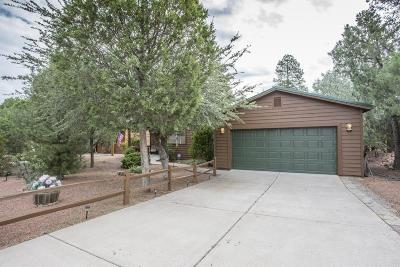 Payson Single Family Home For Sale: 2111 Florence Road
