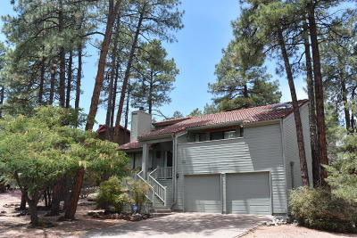 Payson Single Family Home For Sale: 124 N Parkwood Lane
