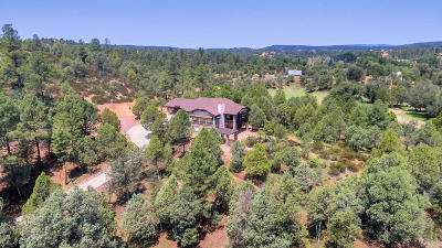 Star Valley Single Family Home For Sale: 208 N Edison Way